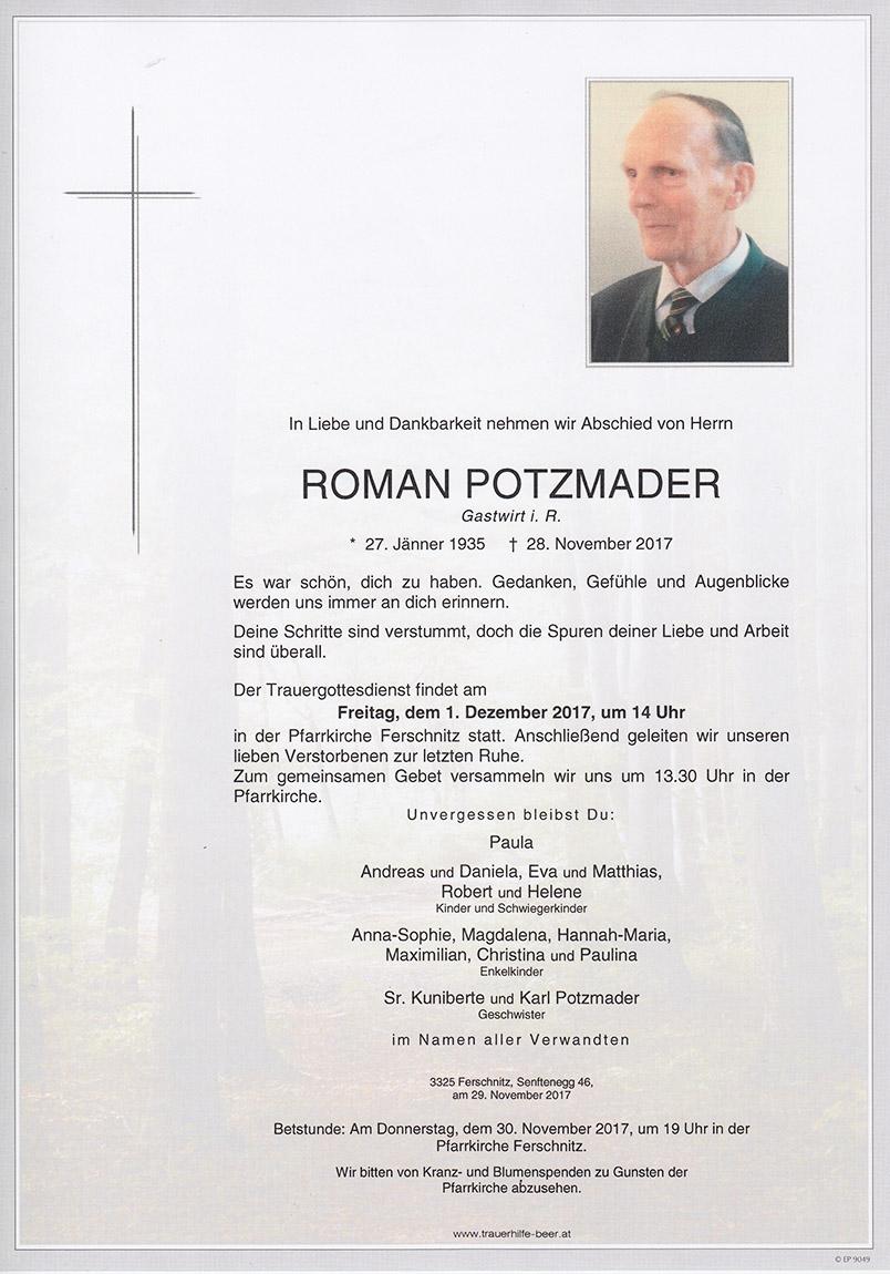 Roman Potzmader