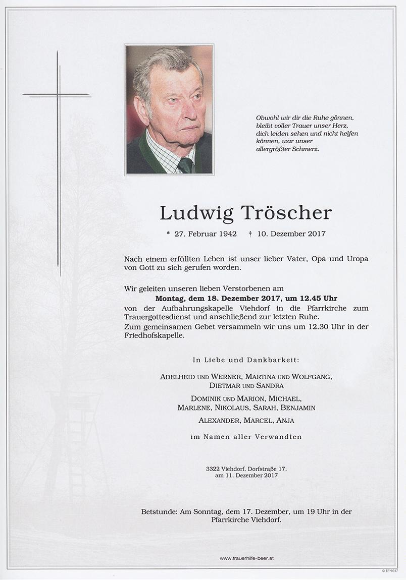 Ludwig Tröscher