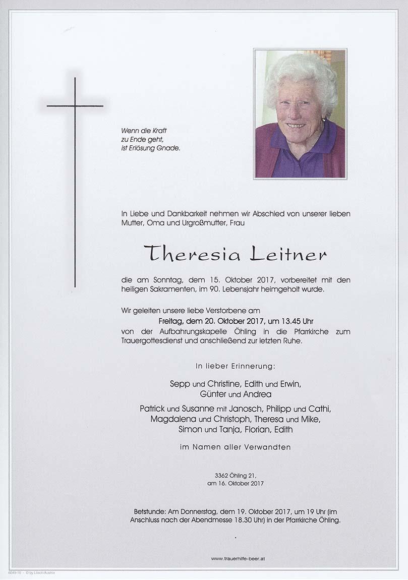 Theresia Leitner
