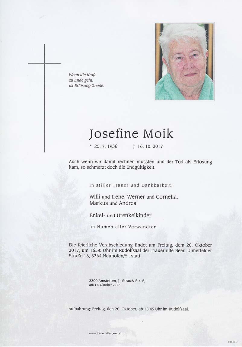 Josefine Moik