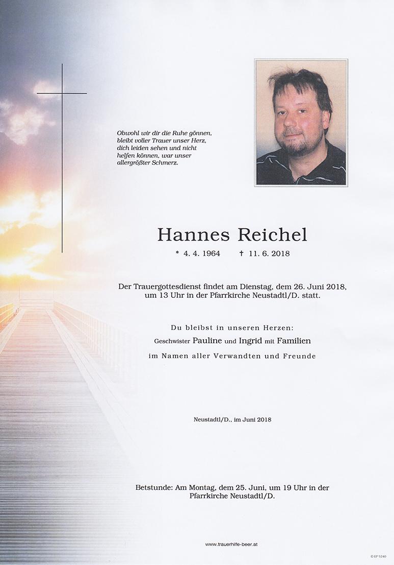 Johannes Reichel