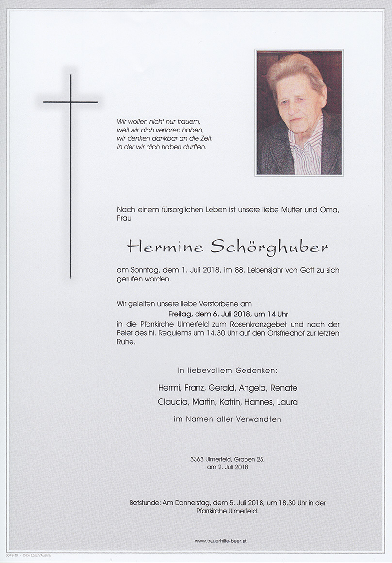 Hermine Schörghuber