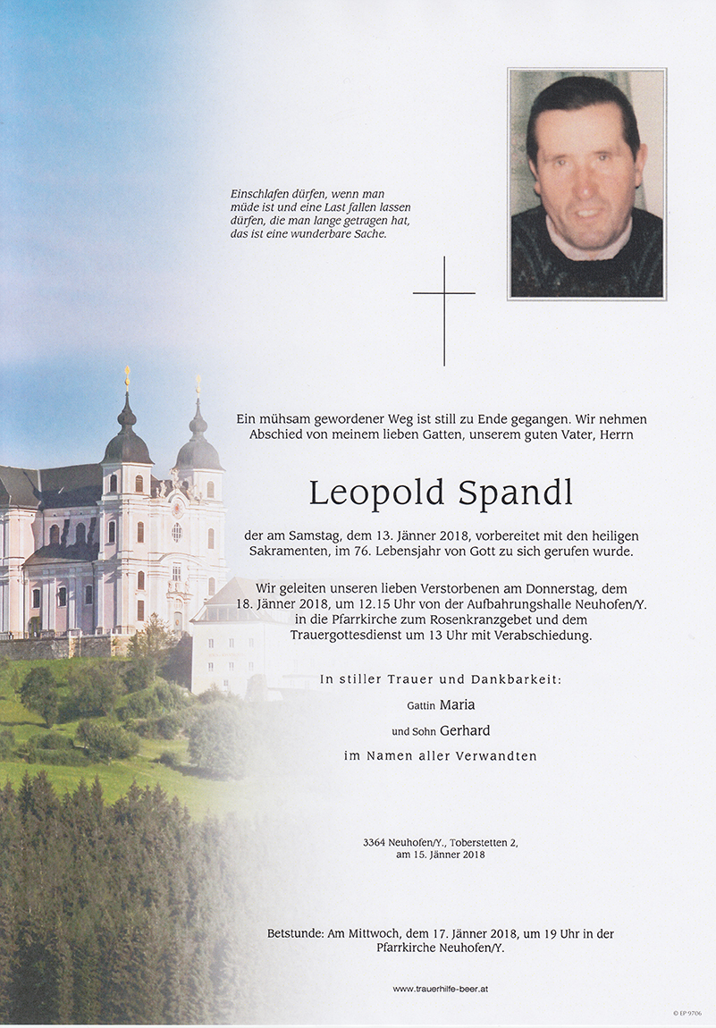 Leopold Spandl