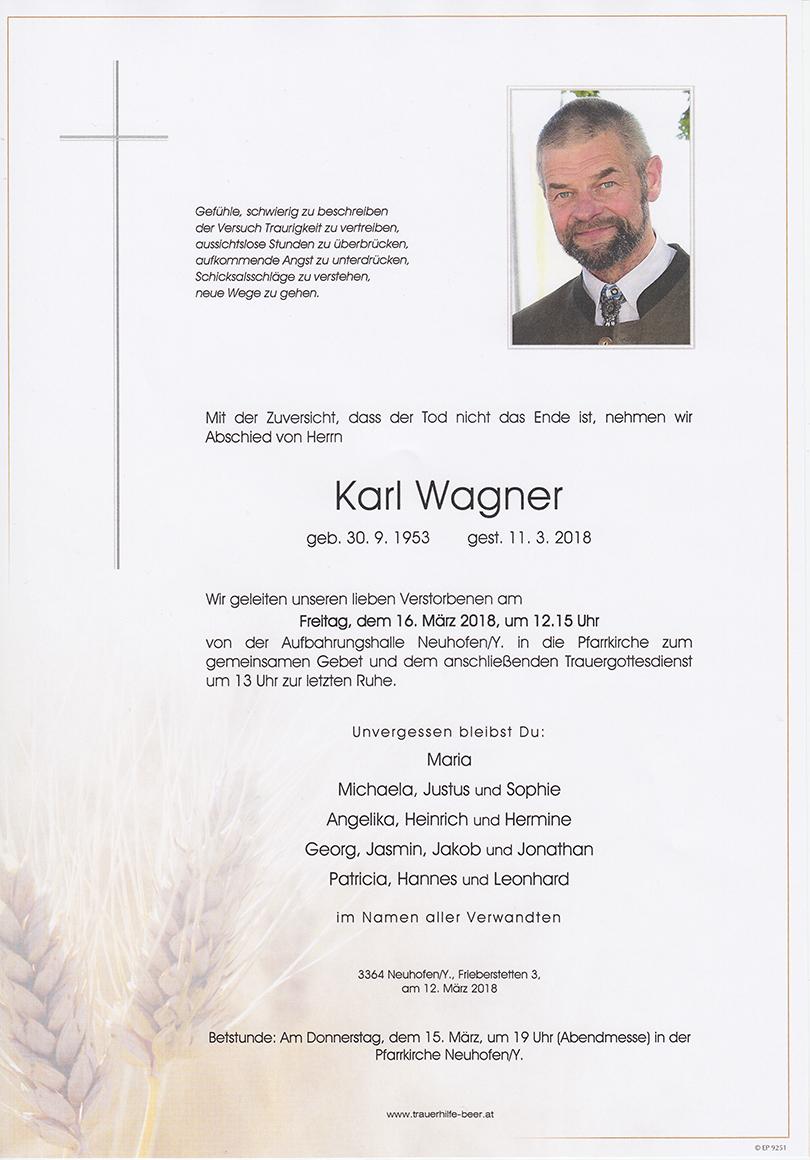 Karl Wagner
