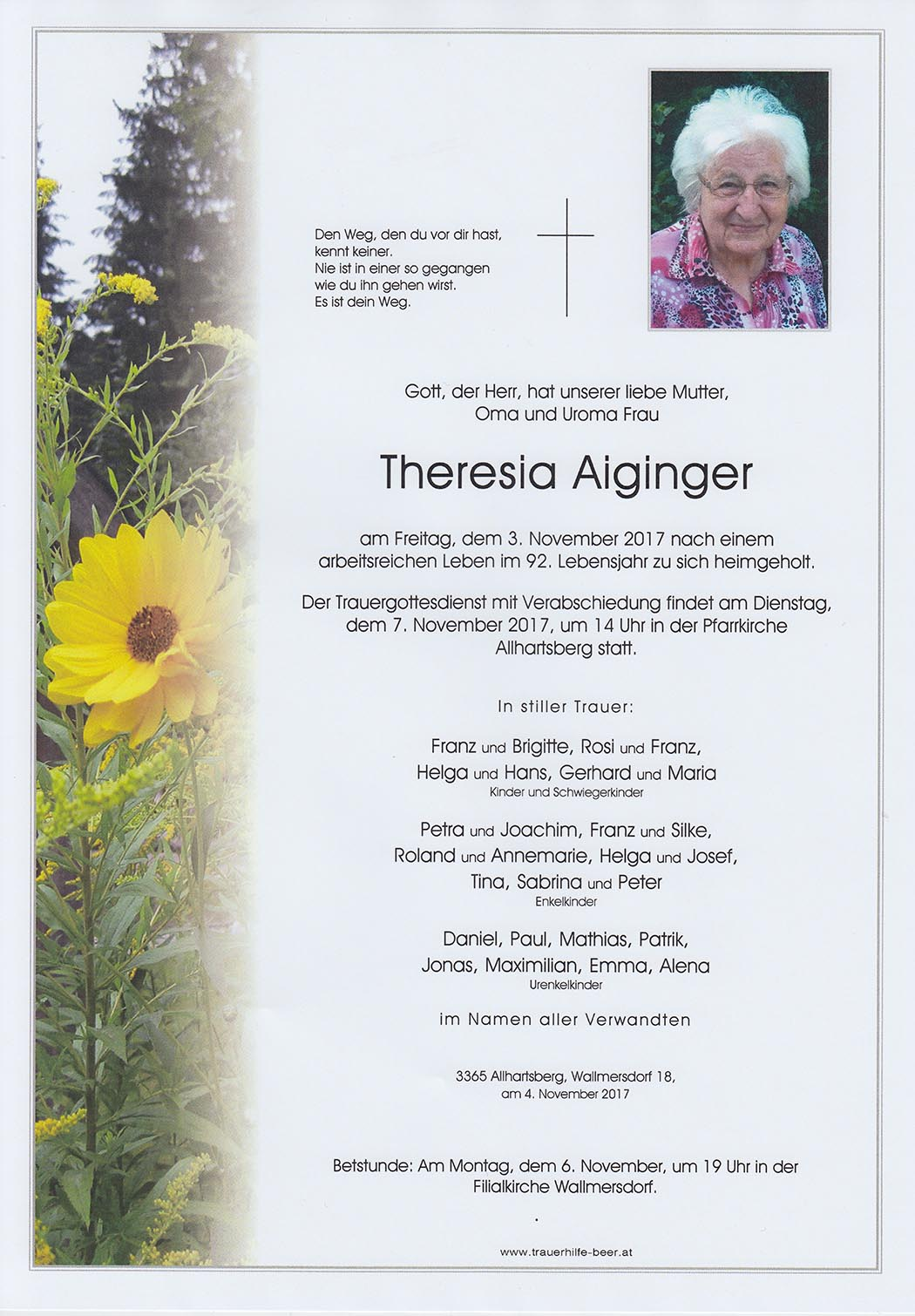 Theresia Aiginger